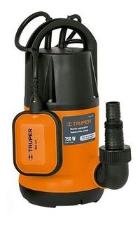Bomba Eléctrica Sumergible Para Agua Limpia 1 Hp Truper