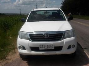 Toyota Hilux 2.5 Cd Dx Pack Tdi 120cv 4x4 - C3 2013