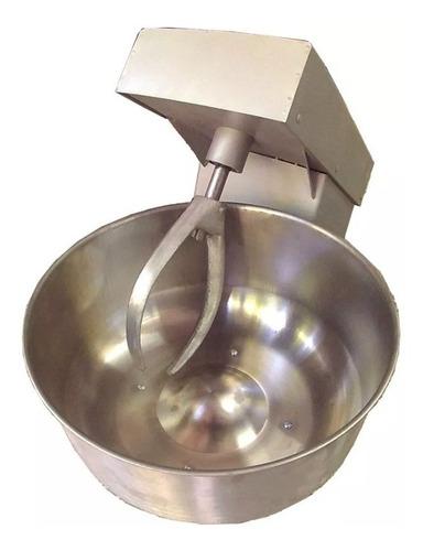 Amasadora Industrial 20 Kg Maqjor Bowl Acero Envio Gratis!