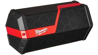 Parlante Milwaukee Bluetooth Usb 12/18v 220v 2891-20