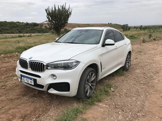 Bmw X6 X Drive 50i Package 449 Cv. 1ra Mano Impecable