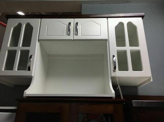 Mueble De Cocina Aéreo Para Microondas