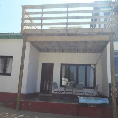 Arriendo Casa Con Vista Panoramica En Quintero, 10 Personas