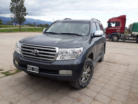 Toyota Land Cruiser 4.5 200 V8 D4-d 235cv At 2008