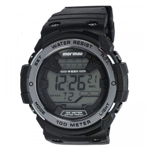 Relógio Mormaii Mo3500b8k Preto