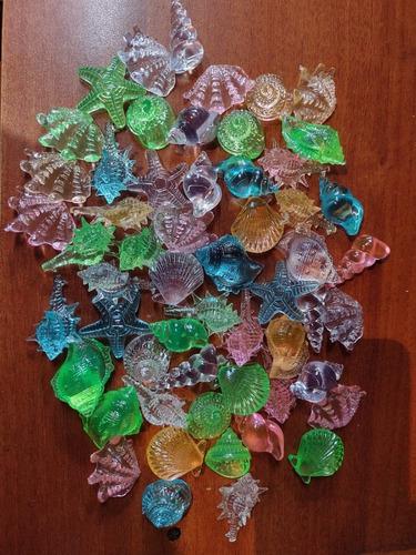 Piedras Coral Para Peceras Ostras X 56 Piezas