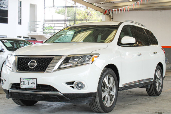 Nissan Pathfinder 2014 3.5 Exclusive 4x4 At