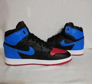 Tenis Air Jordan 1 Chicago Azul,negro,rojo