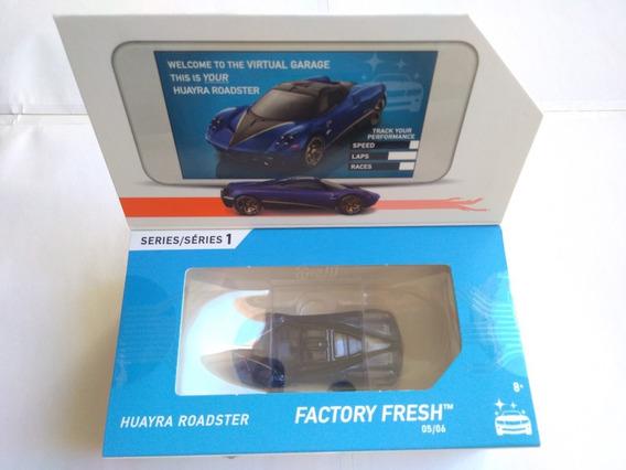 Hotwheels Id Pagani Huayra Roadster Fresh F 1ra Edición 2020