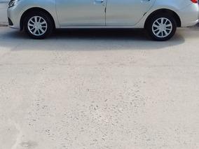 Renault Logan1.6 Expression 85cv-2016- Nafta/gnc -impecable