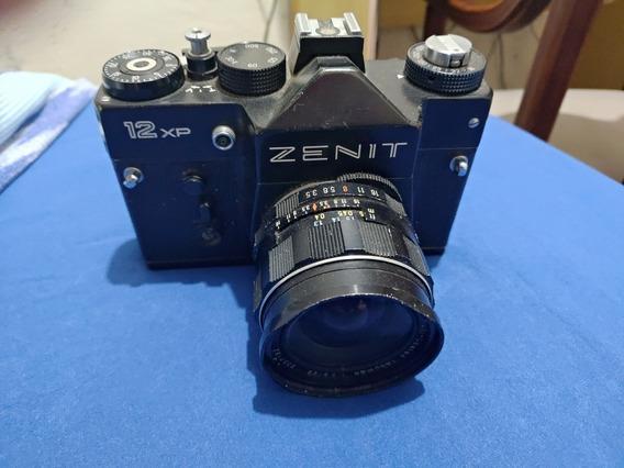 Câmera Antiga Zenit 12xp