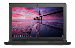 Notebook Chromebook Dell 3120 11.6 4gb 16gb Ssd Netbook