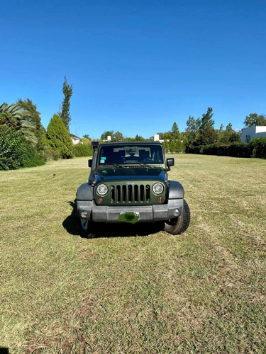 Imagen 1 de 15 de Jeep Wrangler Sport 3.8 L