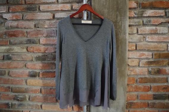 Sweater-cardigan Dama Marca Zara Original