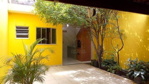 Casa À Venda, 130 M² Por R$ 400.000,00 - Altos De Vila Prudente - São Paulo/sp - Ca3045