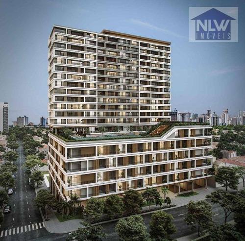 Apartamento À Venda, 68 M² Por R$ 947.800,00 - Vila Mariana - São Paulo/sp - Ap2281