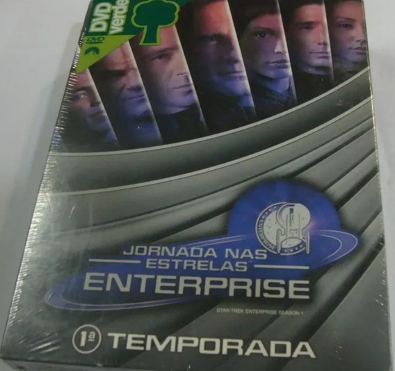 Box Original: Jornada Nas Estrelas Enterprise - 1ª Temporada
