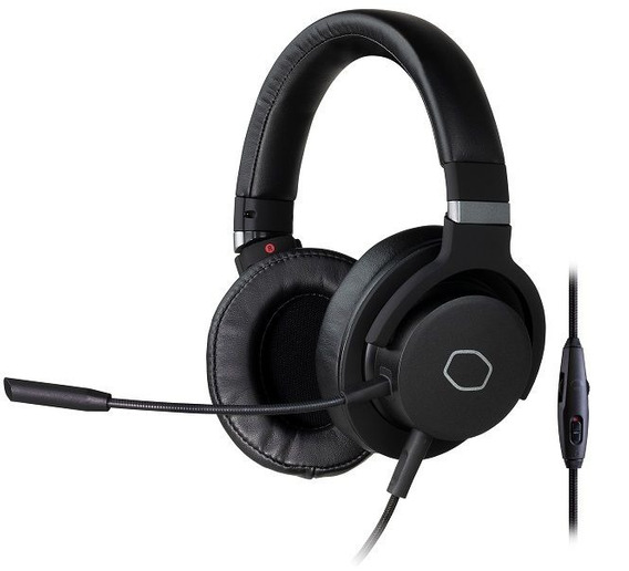 Headset Gamer Mh-751 Cooler Master Microfone Omnidirecional