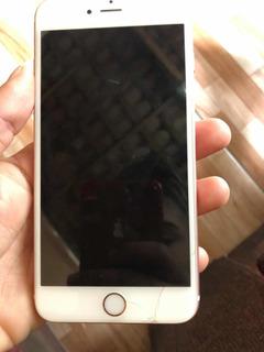 iPhone 6s Plus 32gb , Rose , Acompanha Carregador E Caixa .
