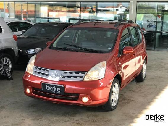 Nissan Livina Sl 1.6 16v Flex Fuel 5p