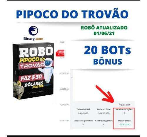 Imagem 1 de 2 de Robo Zero Loss Plus Mas Bonos
