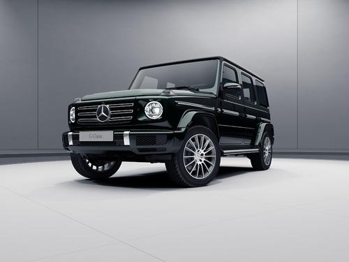 Mercedes Benz Amg Clase G 500 Amg 4.0 Bit G500 At 422cv 2020
