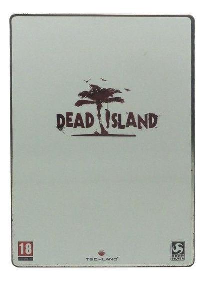 Dead Island Steelcase Ps3 Mídia Física Pronta Entrega