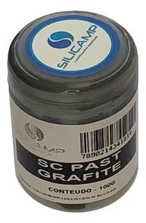 Graxa Alto Teor Grafite P/ Martelete Porta De Enrrolar 100g