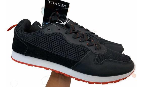 Zapatos Clasicos Caballeros Huarache Running Botas Gym Gomas