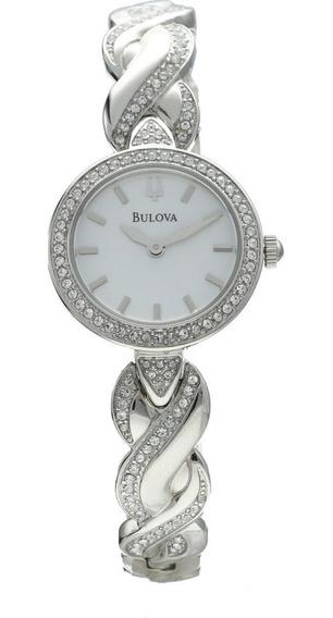 Reloj Bulova Mujer Colgante Clasico 96x120