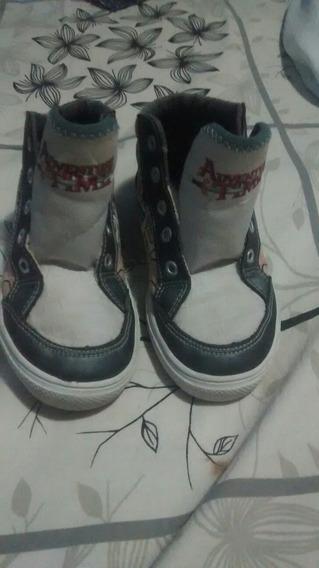 Sapato Masculino Infantil Número 30