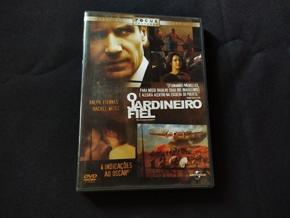O Jardineiro Fiel (dvd Original)