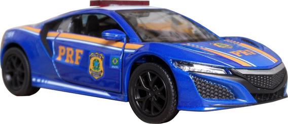 Miniatura Honda Nsx - Prf Polícia Rodoviária Federal