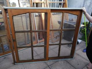 Ventanas ,ventanales Y Puertas De Madera