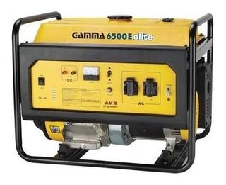 Grupo Electrogeno Gamma Elite 6500e 6000w 13hp Selectogar6