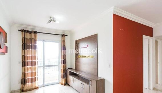 Apartamento À Venda, 68 M² Por R$ 410.000,00 - Barcelona - São Caetano Do Sul/sp - Ap3158