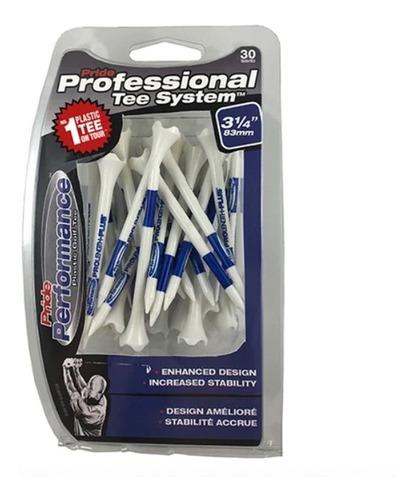 Tees De Plástico Golf Pride Professional Evolution 3 1/4