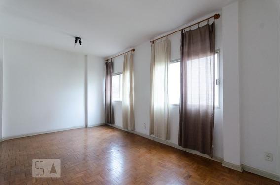 Apartamento No 2º Andar Com 2 Dormitórios E 2 Garagens - Id: 892968172 - 268172