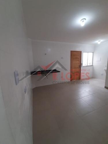 Lindo Apartamento Em Condomínio Fechado No Bairro Itaquera, 2 Dorm, 1 Vagas, 40 M - 2165