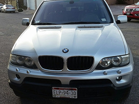 Bmw X5 4.4 Ia Top Line At