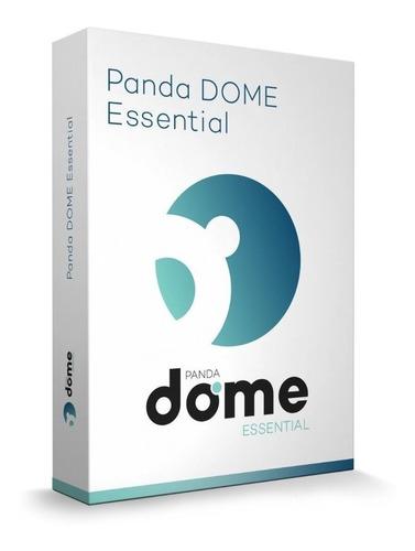 Panda Dome Essential - 3 Lic 3 Equipos Licencia Original