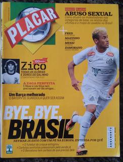 Revista Placar Edição 1377 Abril De 2013