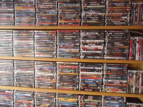 Dvd Originais 100 Filmes Todos Gêneros Frete Gratis Promoção