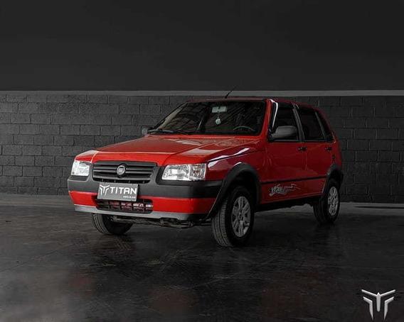 Fiat Uno Mille Way Econ
