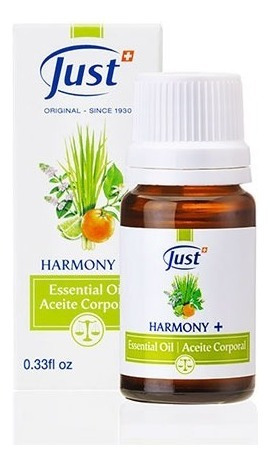 Aceite De Harmony+ 10ml Swiss Just Oil