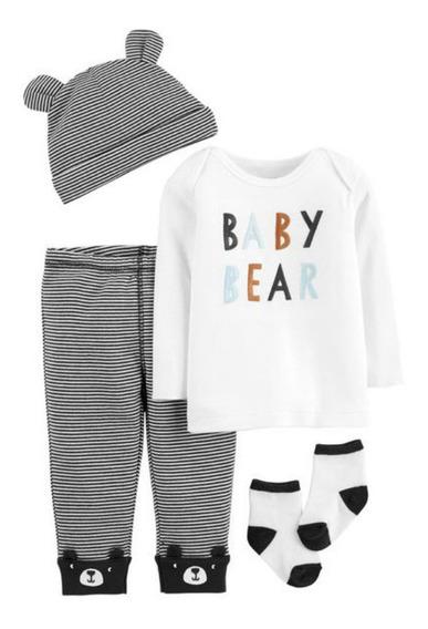 Bebes 1 Conjunto Carters Niño Niña Variedad Ropa Bebe