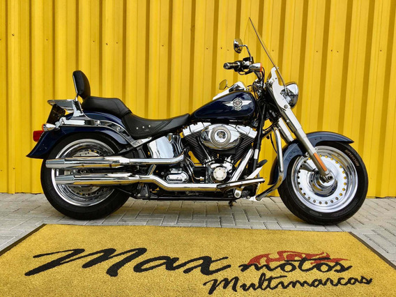 Harley Davidson Softail Fat Boy Flstf