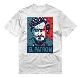 Playera Pablo Escobar El Patron