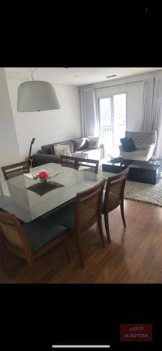 Imagem 1 de 13 de Lindo Apartamento No Maia - Ap0063