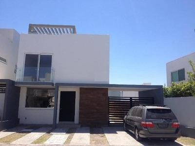 Casa En Renta, La Condesa, Juriquilla